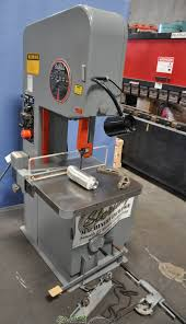 Used Doall Vertical Bandsaw Sterling Machinery