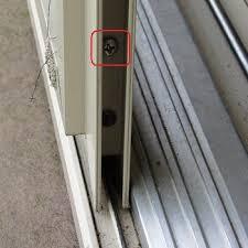 install a sliding screen door