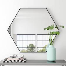 modern contemporary wall mirror