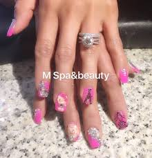 m spa beauty nails gift card plano