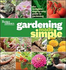 better homes and gardens gardening made