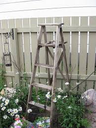 Multipurpose Ladder Garden Fence Paint Fence Paint Colours Garden Fence