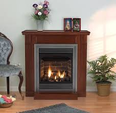 cons of a ventless gas fireplace