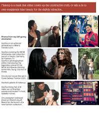 sophia lenore talks fashion and beauty