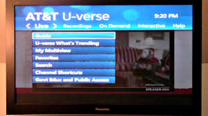at t u verse tv internet review