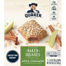 breakfast squares apple cinnamon