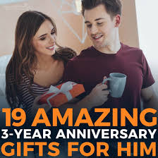 year anniversary gift ideas for him