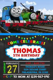 Gcdigital Thomas The Train Chalkboard Design Digital Birthday