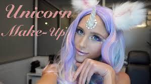 unicorn makeup tutorial halloween