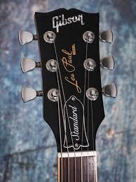 Water Slide Decal Logo Custom Les Paul Model For Gibson Repair Restoration