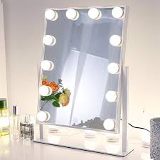 chende lighted vanity mirror with