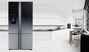 5 mẫu tủ lạnh đẹp nhất hãng Samsung, Hitachi, Panasonic
