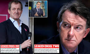 Alastair Campbell and Peter Mandelson use dark arts to try to seize control  of referendum campaign | Daily Mail Online