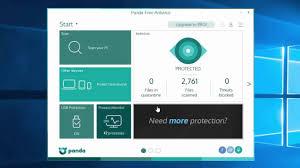 panda 2016 free antivirus install and