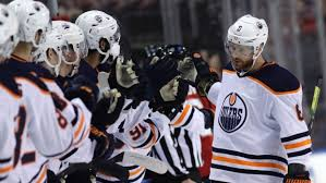 Adam Larsson scores first goal in a year as Edmonton Oilers beat ...