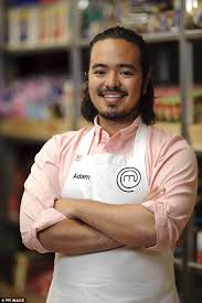 MasterChef Australia winner Adam Liaw pays special tribute to his late  grandmother | Daily Mail Online