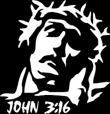 John 3 16 Christ Vinyl Car Laptop Window Wall Decal Mymonkeysticker Com