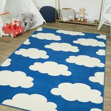 Balta Cloud Blue 4 Ft X 6 Ft Area Rug 3005671 The Home Depot