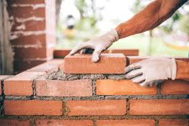 cost to install a brick wall in 2020
