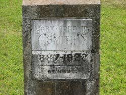 Mary Ophelia Smith (1887-1922) - Find A Grave Memorial