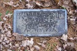 Mary Adele Wright Carlisle (1895-1919) - Find A Grave Memorial