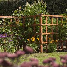 Heavy Duty Wooden Trellis S T Fencing Timber Products