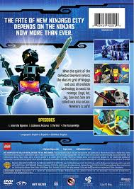Amazon.com: LEGO Ninjago: Masters of Spinjitzu: Rebooted: Fall of ...