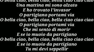 Bella Ciao Lacasa De Papel version + Lyrics - YouTube