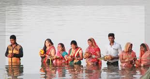 Biharis in Ahmedabad to get a new ghat by next Chhath Puja: CM Rupani