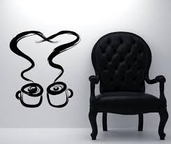 Vinyl Wall Decal Sticker Tea For Two Os Mb963 Stickerbrand