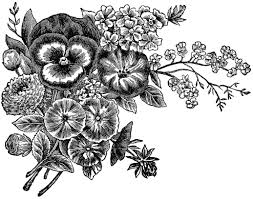 best free black and white clipart