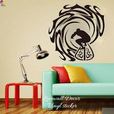 Surfer And Waves Wall Sticker Kids Room Bedroom Surfing Sea Sport Ocean Summer Beach Wall Decal Living Room Vinyl Home Decor Home Decor Beach Wall Decalwall Sticker Aliexpress