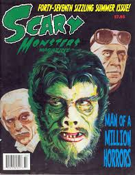 Dr. Gangrene's Mad Blog: Scary Monsters Magazine #47 - Ted V. Mikels  Interview