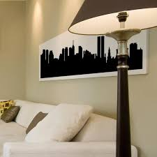 High Quality Kansas City Skyline Decal Vinyl Silhouette Wall Etsy