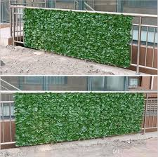 2020 3 Meters Artificial Boxwood Hedge Privacy Ivy Fence Outdoor Garden Shop Decorative Plastic Trellis Panels Plants From Bestller886 90 46 Dhgate Com