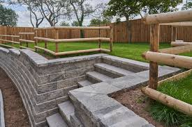 The Specification Of Retaining Walls Tobermore Commercial Block Paving