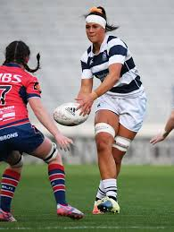 Auckland Storm player Charmaine Smith retires from rugby