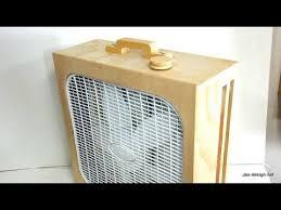 a diy air filter that anyone can build