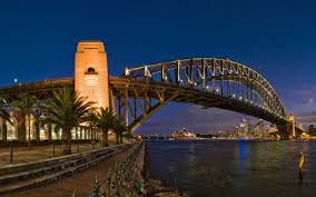 sydney australia sydney harbour bridge