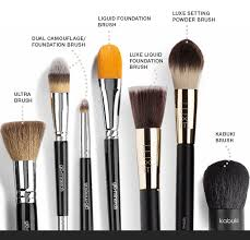 brushes for mineral foundationglo skin