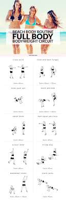 24 full body weight loss workouts that