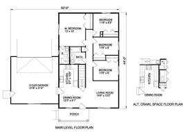 300 sq ft home plans in 2020 home
