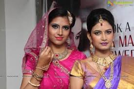 bridal makeup work by sushma khan