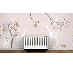 Littlelion Studio Baby Jungle Wall Decal Wayfair