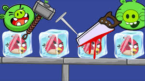 UNFREEZE ANGRY BIRDS - RESCUE FROZEN ANGRY BIRDS DEAD OR ALIVE ...