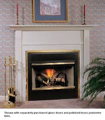b vent gas fireplaces natural vent
