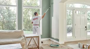 professional residential house painting