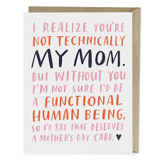My Mom Mother's Day Card ...