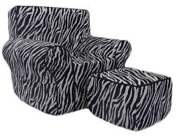 Zoomie Kids Dalessandro Kids Chair And Ottoman Wayfair