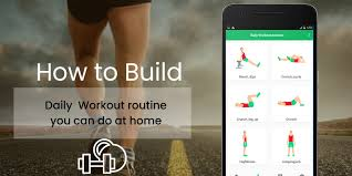 fitness workout android source code